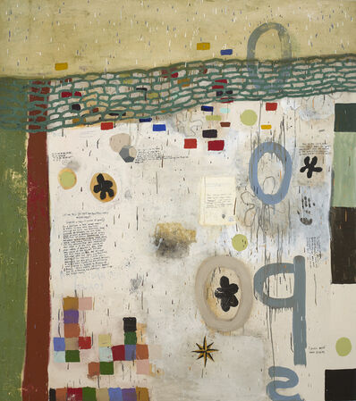 Squeak Carnwath, 'Beautiful Ugly', 2008