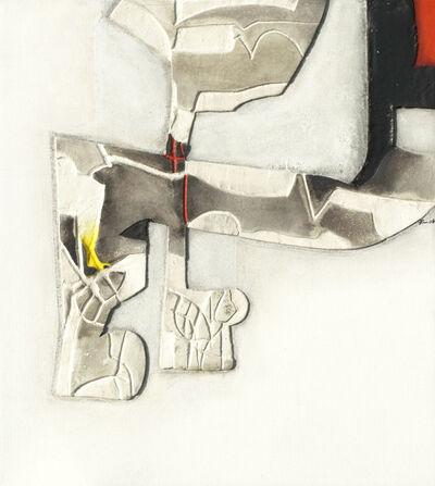 Adriano Piu, 'L'Ansia Del Traguardo', 2008