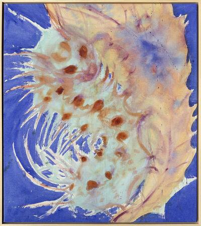 Andrej Dubravsky, 'Hungry spiky caterpillar', 2020