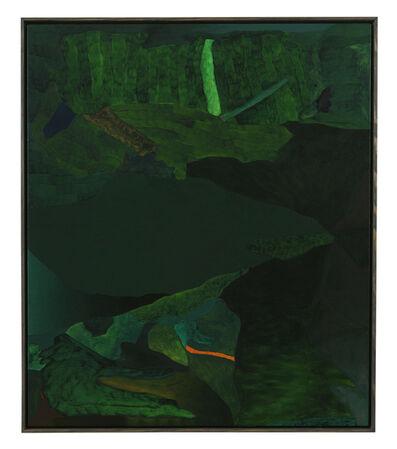 Ludvig Helin, 'Lone Pillar', 2019