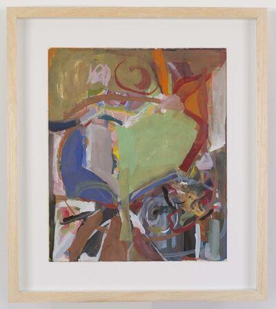 Shirley Jaffe, 'Untitled', Circa 1964-1965