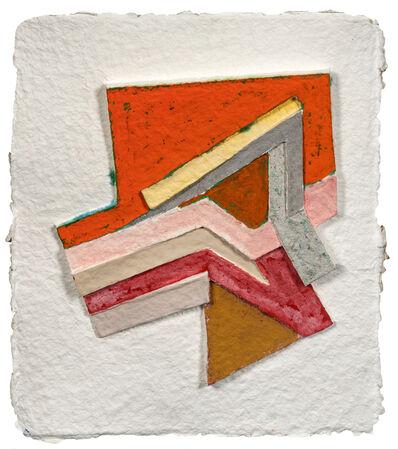 Frank Stella, 'Lunna Wola V', 1975