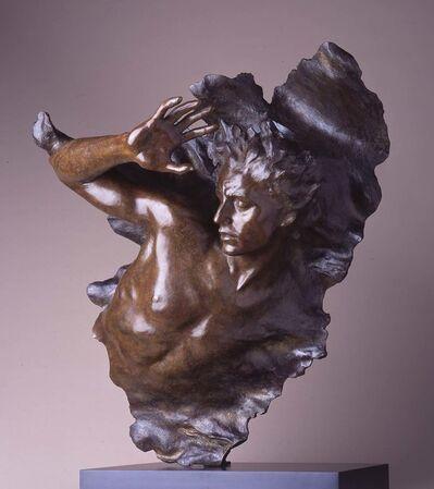 Frederick Hart, 'Ex Nihilo, Fragment No. 3', 2005