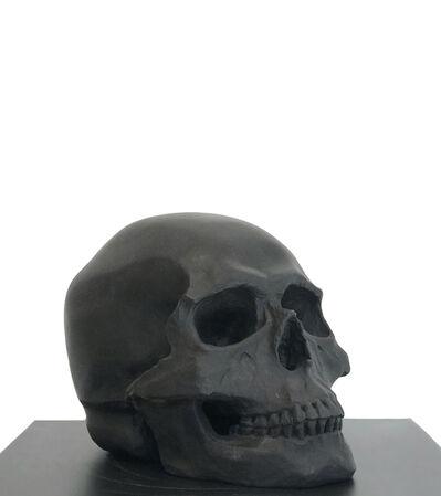 John Bizas, 'Human Skull I ', ca. 2017