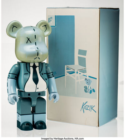 BE@RBRICK X KOZIK, 'KOZIK Series 6 Be@rbrick 1000%', 2003