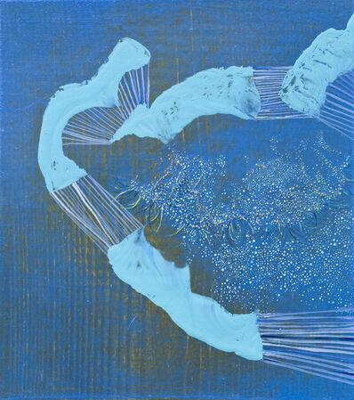 Alyse Rosner, 'Pull (Blue)', 2014