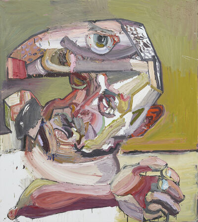 Ben Quilty, 'Reassessment (Lloyd)', 2019