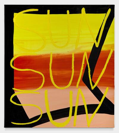 Samuel Jablon, 'Sun', 2019