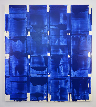 John Zinsser, 'Blue Spirits', 2016