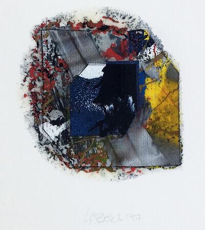 Larry Bell, 'Fraction 2960', 1997