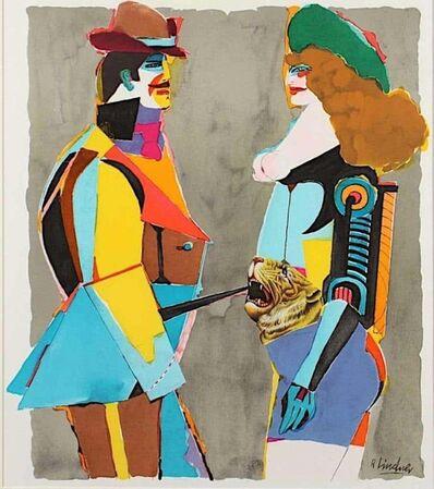 Richard Lindner, 'Sophistication ', 1975