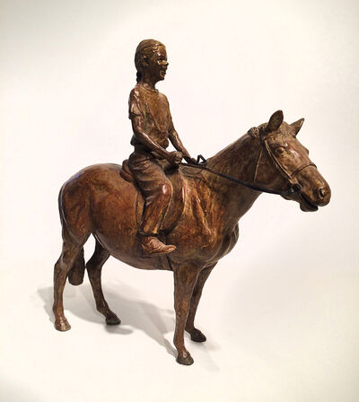 J. Clayton Bright, 'The Equestrienne'