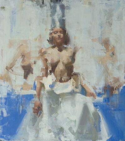 David Shevlino, 'White Dress', 2015