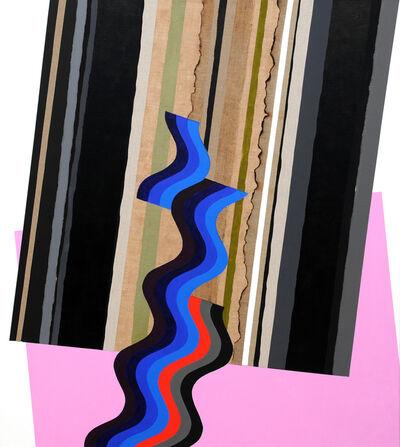 Mohammed Melehi, 'Untitled 3', 2011-2012