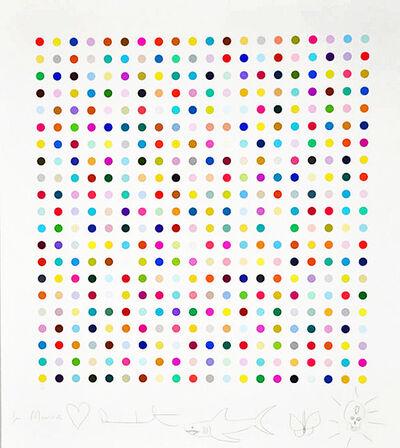 Damien Hirst, 'Hypothalamus Acetone Powder', 2012
