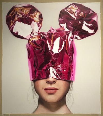 David Uessem, 'Minnie Mask 4', 2018