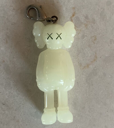 KAWS, 'Companion Keychain (Glow in the Dark, Green)', 2009