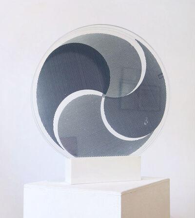 Cruz Novillo, 'Circular geometry. Unique piece', 1972