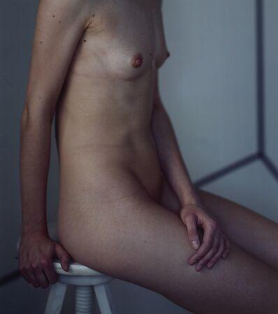 Richard Learoyd, 'Agnes (fragment), 2004'