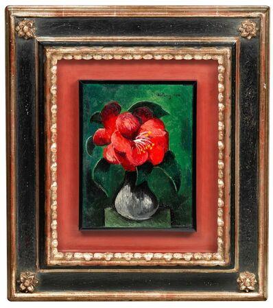 Moise Kisling, 'Bunch of Flowers', 1918