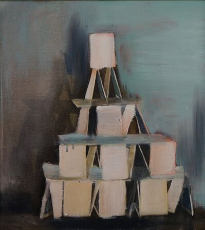 Kobi Assaf, 'House of Cards', 2016