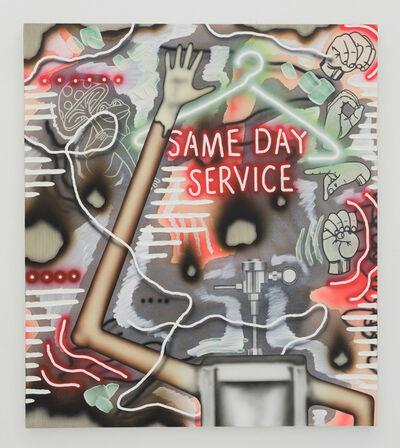 Josh Reames, 'Service', 2017