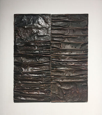 Cheung Yee, 'Cliff Form', 1967