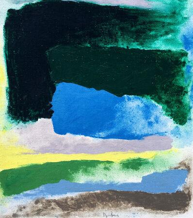 Friedel Dzubas, 'North Ledge', 1975