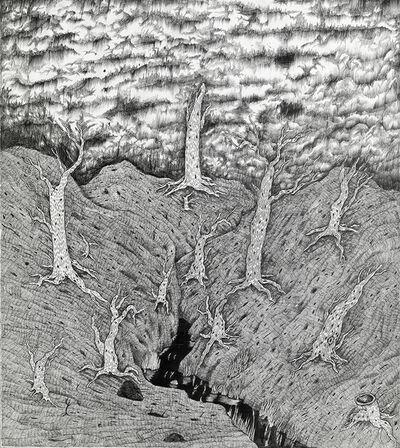 Johan Björkegren, 'Himlen faller (sky is falling)', 2014