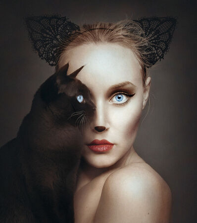 Flóra Borsi, 'Kitty', 2016