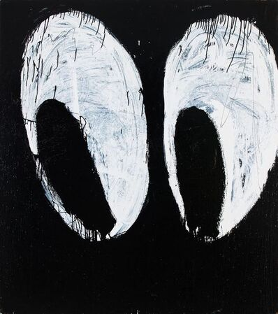 Joyce Pensato, 'Magic Bag Eyes', 2014