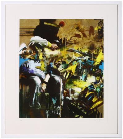 Conor Harrington, 'A Worm In The Suburban Bud', 2009