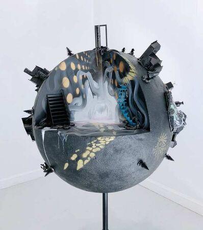 Jonas Pihl, 'Door To The Core', 2019
