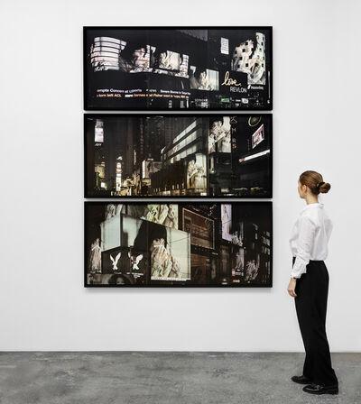 Jesper Just, 'Servitudes (Times Square)', 2015-2018