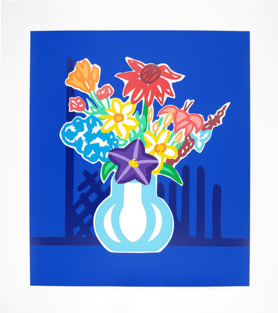 Tom Wesselmann, 'UNICEF Bouquet', 1988