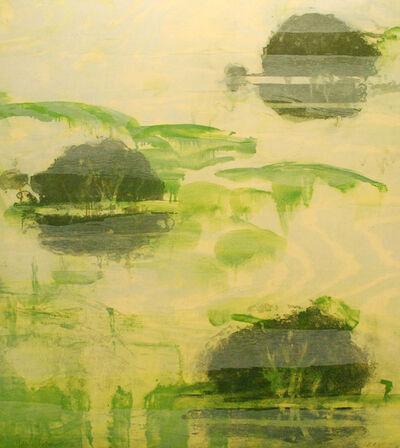 Michael Mazur, 'Gail's Island I', 2008