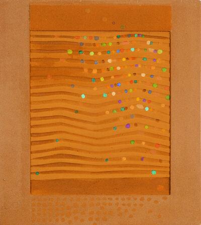 Heinz Mack, 'Sandrelief', 1967