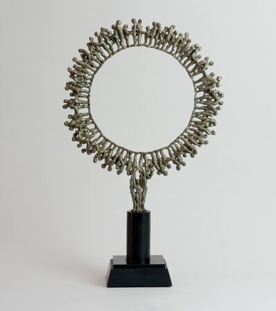Walter Horak, 'Ryland's Wheel (Maquette) '