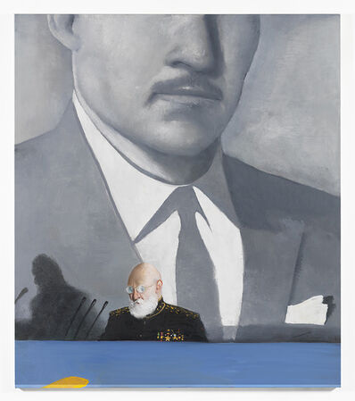 Julio Larraz, 'All Honorable Men', 2006