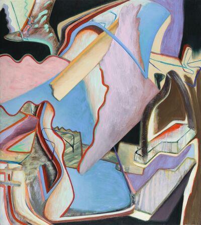David Palliser, 'Key', 2015