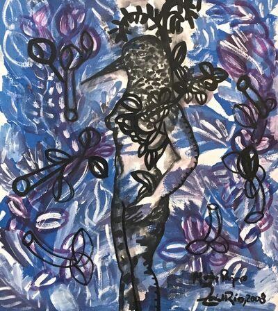 Zaida del Río, 'Mujer Pájaro', 2008