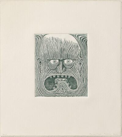James Siena, 'La por', 2011