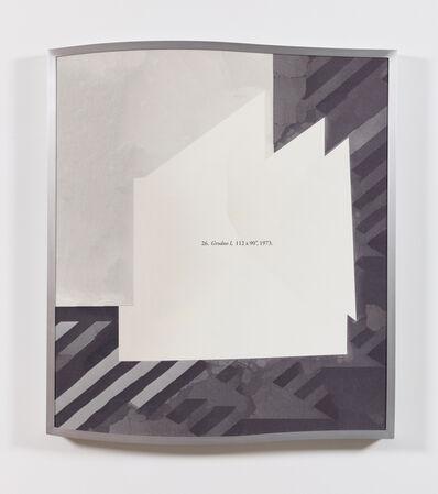 """Brandon Lattu, 'Grodno I, 112 x 90"""", 1973, After Stella', 2016"""