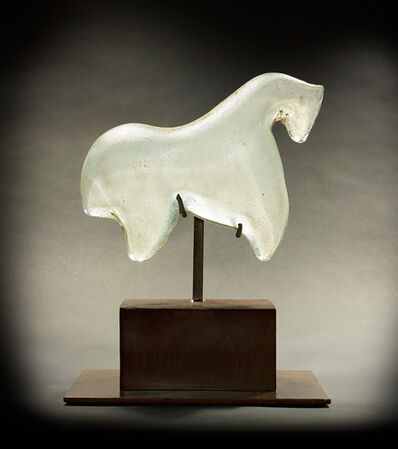 Marlene Rose, 'White Ancient Horse - Small', 2020