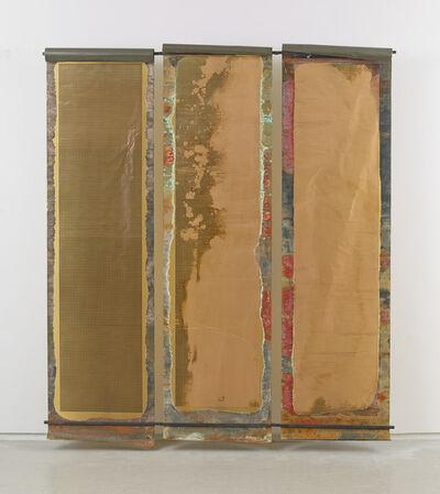 Sam Lewitt, 'Untitled (three lineaments)', 2013