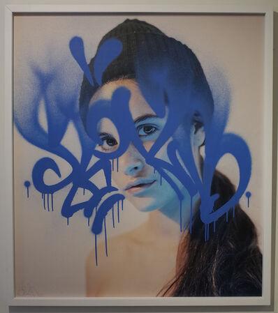Rafael Sliks, 'La Belle Prune (Blue)', 2018