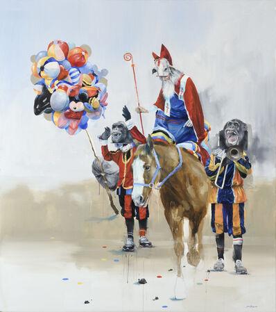 Joram Roukes, 'Desolated Parade', 2012