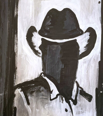 Richard Hambleton, 'Cowboy', 1987