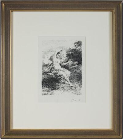 Henri Fantin-Latour, 'Les Bucoliques X', 1904