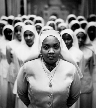 Gordon Parks, 'Ethel Sharrieff, Chicago, Illinois, 1963', 1963
